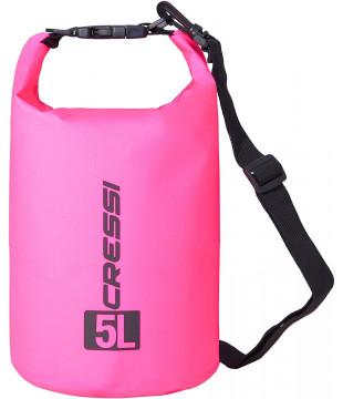 Cressi Dry Bag 5 lt. - Pink