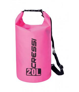 Cressi Dry Bag 20 lt - Pink