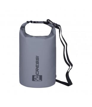 Cressi Dry Bag 5 lt. - Grey