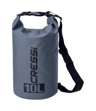 Cressi Dry Bag 10 lt. - Grey