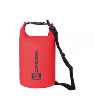 Cressi Dry Bag 5 lt. - Red