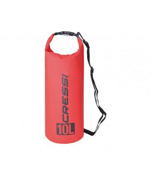 Cressi Dry Bag 10 lt. - Red