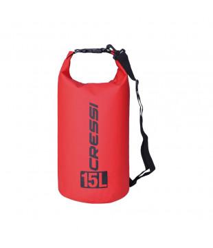 Cressi Dry Bag 15 lt. - Red