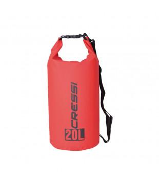 Cressi Dry Bag 20 lt. - Red