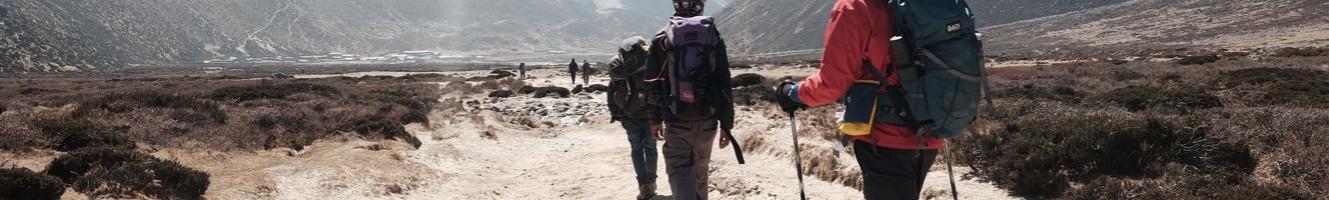 Trekking e viaggio